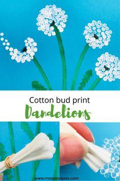 Kindergarten Art, Preschool Crafts, Easter Crafts, Kids Crafts, Arts & Crafts, Flower Craft Preschool, Flower Crafts Kids, Daycare Crafts, Classroom Crafts