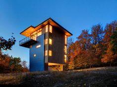 Glen Lake Tower,© Steve Keating