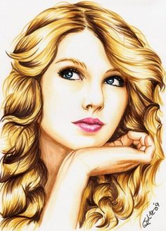 Taylor Swift sooo good!!I'm gonna try to draw this!!