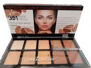 All products related to foundation and concealer products Face Contouring, Contour Makeup, Concealer, All Things, Foundation, Eyeshadow, How To Make, Beauty, Products