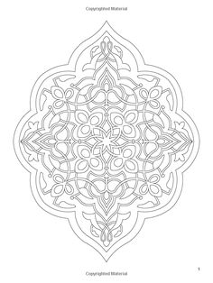 Arabic Floral Patterns Coloring Book Dover Design Coloring Books: Amazon.de: Nick Crossling, Coloring Books: Fremdsprachige Bücher