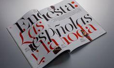 PF Regal Swash Pro | S Moda magazine / Spain | Magazine Design