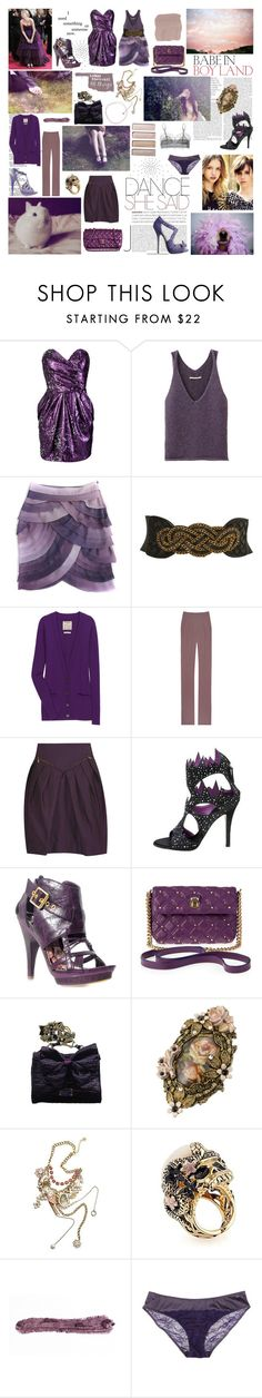 """You can have love and lots of other things"" by love-ana ❤ liked on Polyvore featuring Lipsy, Miss Selfridge, Aubin & Wills, Halston, Giuseppe Zanotti, Michael Antonio, Christian Dior, Marc Jacobs, Chanel and Betsey Johnson"