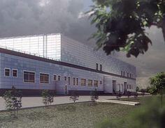 Building facades plant medicines.
