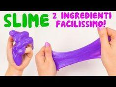 Come fare lo slime: 2 ricette semplici e sicure per fare lo slime con e senza colla in pochi minuti e soprattutto con prodotti non tossici!