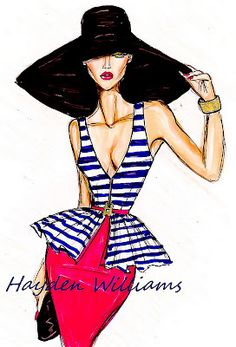 big hat Hayden Williams