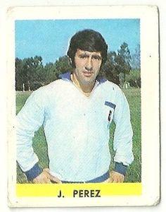 J. Perez - Quilmes 1970