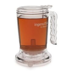this is how i always brew one cup of tea~if you order from this link: http://amzn.to/xBOF1f a portion of the proceeds will go to Diabetes research & Leukemia & Lymphoma research  (through the http://charlesshaughnessy.com/amazon.html store)