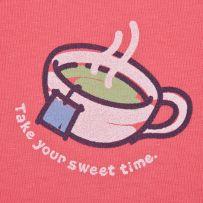 Take your sweet time. #lifeisgoodwishlist