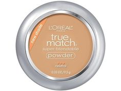 This compact powder by L'Oreal for dry skin indeed comes with a price tag but it is one of the best pressed powders to go for.