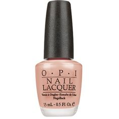 Amazon.com: Opi Nail Lacquer, Kiss On The Chic,