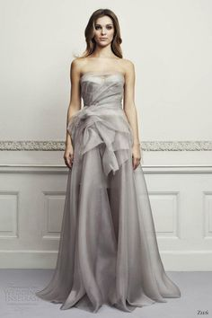 Zień Wedding Dresses 2013 | Wedding Inspirasi