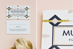 Munster Rose Stationery | MaeMae Paperie