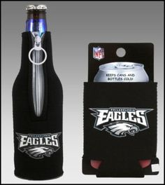 SET OF 2 PHILADELPHIA EAGLES CAN & BOTTLE KOOZIE COOLER Kolder http://www.amazon.com/dp/B002OC311M/ref=cm_sw_r_pi_dp_KBM2tb1G4KBB17ZC