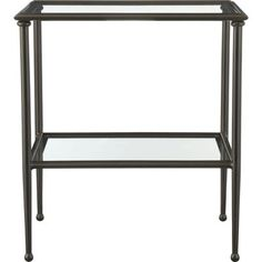 Pia Side Table by Crate