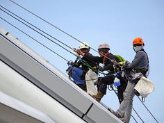 The law states that as the owner of your business when it comes to workplace health and safety you are responsible. Each year, hundreds of employees are killed Safety Toolbox Talks, Michael Page, High Rise Window Cleaning, Denver, Construction Business, Workplace Safety, Rappelling, Home Based Business, Business Ideas