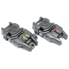 New Rhino Sight Sets with Fiber Optic Rifle Accessories, Shooting Accessories, Tactical Shotgun, Tactical Gear, Car Holster, Police Duty Belt, Ar Parts, Ar15 Pistol, Executive Protection