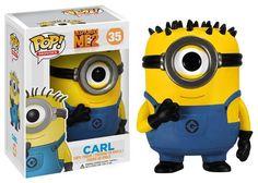 Funko Pop! Movies: Despicable Me - Carl