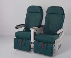 Get a piece of aviation history with teh Weber Premium Economy Class Seats.