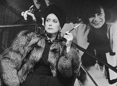 Catherine Deneuve by Helmut Newton-3