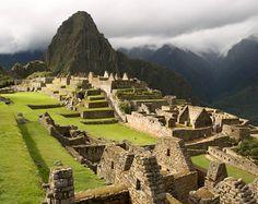 #1: Climb the Inca Trail to Machu Pichu, Peru