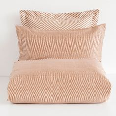 DIAGONALS SATIN BEDDING - Bedding - Bedroom | Zara Home United States