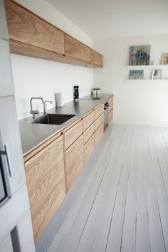 Houten keuken | kitchen wood