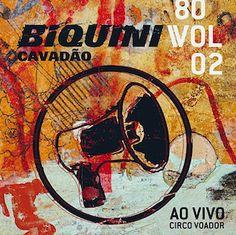 Ao Vivo No Circo Voador (2008) de Biquini Cavadão est un album totalement improbable et jouissif qui me donne la banane. Le projet de Biquini Cavadão est assez simple, reprendre les standards de groupe New Wave des années 80, des groupes brésiliens (Ira!,...