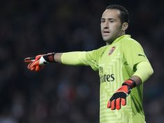 Report: Everton interested in signing Arsenal goalkeeper David Ospina