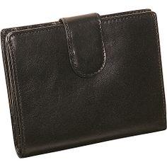 #DerekAlexander, #LadiesClutchWallets, #LadiesWallets - Derek Alexander Ladies Medium Credit Card Wallet