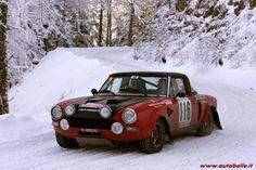 FIAT 124 Abarth Rally Gr.4