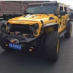 AUTO U.S.A. JEEP WRANGLER RUBICON UNLIMITED CUSTOM