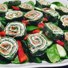 Crudite, Zucchini, Sushi, Avocado, Healthy Recipes, Healthy Food, Appetizers, Food And Drink, Vegetables