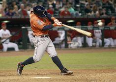 Jose Altuve Photos: Houston Astros v Arizona Diamondbacks