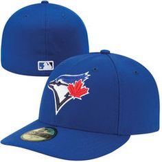 baa44d09aee Men s New Era Royal Toronto Blue Jays Authentic Collection Low Profile Home  59FIFTY Fitted Hat