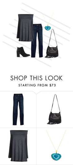 """New Year, New Look"" by vintagefringe ❤ liked on Polyvore featuring Level 99, Laggo, Velvet by Graham & Spencer and Office"