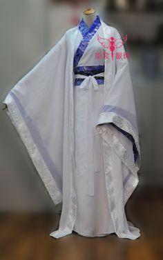 Putih-biru-pedang-kostum-lebar-cina-lengan-pernikahan-laki-laki-Hanfu-bau-baju-setelan-pakaian-Cosplay.jpg (400×639)