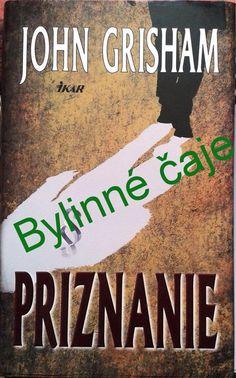 Priznanie - John Grisham John Grisham, Company Logo, Logos, Logo, A Logo