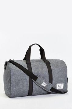 #holidaygiftguide #2015 #men Herschel Supply Co. Novel Weekender Duffel Bag