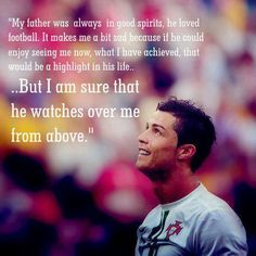 Madrid football, soccer sports, god of football, football quotes, soccer qu Citation Football, Football Quotes, Soccer Quotes, Sport Quotes, Cristiano Ronaldo Cr7, Cristano Ronaldo, Ronaldo Soccer, Cr7 Quotes, Best Quotes