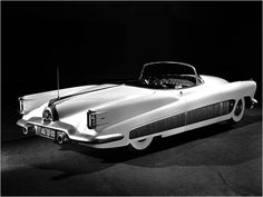 1951 BUICK XP-300 CONCEPT CAR Maintenance/restoration of old/vintage vehicles: the material for new cogs/casters/gears/pads could be cast polyamide which I (Cast polyamide) can produce. My contact: tatjana.alic@windowslive.com
