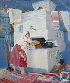 Елесина Людмила. Хлеба