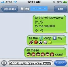 funny stuff to text