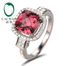 Like and Share if you want this  Free shipping CaiMao 2.48 ct Natural Tourmaline 14KT/585 White Gold 0.48 ct Diamond Engagement Ring Jewelry Gemstone     Tag a friend who would love this!     FREE Shipping Worldwide     Get it here ---> http://onlineshopping.fashiongarments.biz/products/free-shipping-caimao-2-48-ct-natural-tourmaline-14kt585-white-gold-0-48-ct-diamond-engagement-ring-jewelry-gemstone/