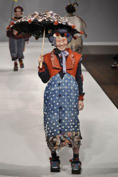 Graduate Fashion Week - Momo Wang  - Top Pinterest pick by RetoxMagazine.com