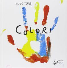 """Colori"" Hervé Tullet (Panini)"