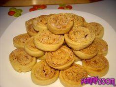 ABSOLUMENT à faiiiiiiiire : Recette Roulés aux cacahuètes