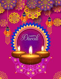 DIWALI POSTER Diwali Poster, Poster On, Birthday Candles, Ornaments, Behance, Creative, Party, Photos, Pictures
