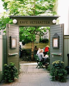 "6,865 Likes, 60 Comments - Visit Stockholm (@visitstockholm) on Instagram: ""Hidden gem! The classic Stockholm café and pastry shop @vetekatten is well-known, but the back-…"""