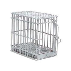 Dollhouse Miniature Dog Crate-Large  amazon.com